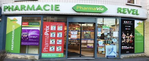 Pharmacie Revel,NEUILLY SUR MARNE