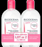 Crealine Ts H2o Solution Micellaire Sans Parfum Nettoyante Apaisante 2fl/500ml à NEUILLY SUR MARNE