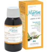 Lehning Myrtine Inhalante Solution D'inhalation 5 Huiles Essentiels Bio Fl/90ml à NEUILLY SUR MARNE