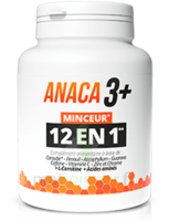 Anaca3+ Minceur 12 En 1 Gélules B/120 à NEUILLY SUR MARNE