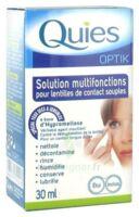 Quies Optik Solution Lentille Souple Multifonctions Fl/30ml à NEUILLY SUR MARNE