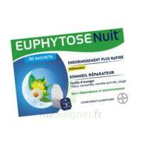 Euphytosenuit Tisane 20 Sachets à NEUILLY SUR MARNE