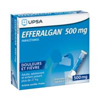 Efferalgan 500 Mg Glé En Sachet Sach/16 à NEUILLY SUR MARNE