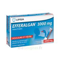 Efferalgan 1g Cappuccino Granules 8 Sachets à NEUILLY SUR MARNE