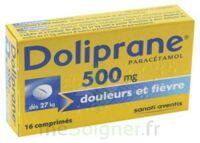 Doliprane 500 Mg Comprimés 2plq/8 (16) à NEUILLY SUR MARNE