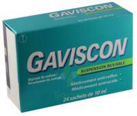 Gaviscon, Suspension Buvable En Sachet à NEUILLY SUR MARNE