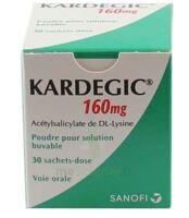 Kardegic 160 Mg, Poudre Pour Solution Buvable En Sachet à NEUILLY SUR MARNE