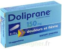 Doliprane 150 Mg Suppositoires 2plq/5 (10) à NEUILLY SUR MARNE