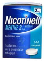 Nicotinell Menthe 2 Mg, Comprimé à Sucer Plaq/144 à NEUILLY SUR MARNE
