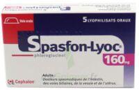 Spasfon Lyoc 160 Mg, Lyophilisat Oral à NEUILLY SUR MARNE