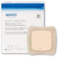 Aquacel Foam Pansement Hydrocellulaire AdhÉsif StÉrile 10x20cm B/10 à NEUILLY SUR MARNE