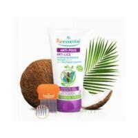 Puressentiel Anti-poux Shampooing Masque Traitant 2 En 1 Anti-poux Avec Peigne - 150 Ml à NEUILLY SUR MARNE