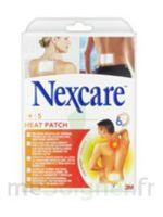 Nexcare Heat Patch, , Bt 5 à NEUILLY SUR MARNE