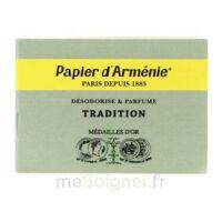 Papier D'arménie Traditionnel Feuille Triple à NEUILLY SUR MARNE