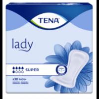 Tena Lady Protection Anatomique Adhésive Super Sachet/30 à NEUILLY SUR MARNE