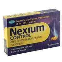 Nexium Control 20 Mg Cpr Gastro-rés Plq/7 à NEUILLY SUR MARNE
