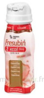 Fresubin 2kcal Fibre Drink Nutriment Cappuccino 4bouteilles/200ml à NEUILLY SUR MARNE