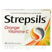 Strepsils Orange Vitamine C, Pastille à NEUILLY SUR MARNE
