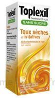 Toplexil 0,33 Mg/ml Sans Sucre Solution Buvable 150ml à NEUILLY SUR MARNE