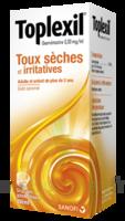 Toplexil 0,33 Mg/ml, Sirop 150ml à NEUILLY SUR MARNE