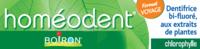 Boiron Homéodent Soin Complet Dents Et Gencives Pâte Dentifrice Chlorophylle Format Voyage T/25ml à NEUILLY SUR MARNE