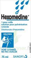 Hexomedine 1 Pour Mille, Solution Pour Pulvérisation Cutanée En Flacon Pressurisé à NEUILLY SUR MARNE