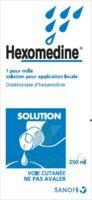 Hexomedine 1 Pour Mille S Appl Loc Fl/250ml à NEUILLY SUR MARNE