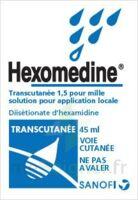 Hexomedine Transcutanee 1,5 Pour Mille, Solution Pour Application Locale à NEUILLY SUR MARNE