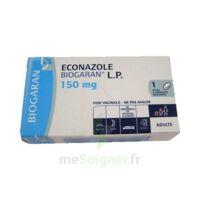 Econazole Biogaran L.p. 150 Mg, Ovule à Libération Prolongée à NEUILLY SUR MARNE