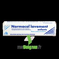 Normacol Lavement Enfants, Solution Rectale, Récipient Unidose à NEUILLY SUR MARNE
