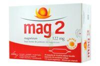 Mag 2 122 Mg S Buv En Ampoule Sans Sucre édulcoré à La Saccharine Sodique 30amp/10ml à NEUILLY SUR MARNE