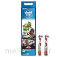 Oral-b Stages Power Star Wars 2 Brossettes à NEUILLY SUR MARNE