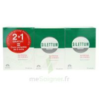 Silettum Nutrition Du Cheveu 60 X2 + 60 Offertes à NEUILLY SUR MARNE