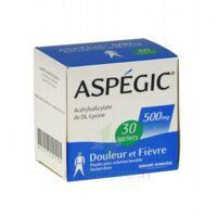 Aspegic 500 Mg, Poudre Pour Solution Buvable En Sachet-dose 30 à NEUILLY SUR MARNE