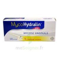 Mycohydralin 500 Mg, Comprimé Vaginal à NEUILLY SUR MARNE