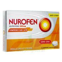 Nurofen 200 Mg, Comprimé Orodispersible à NEUILLY SUR MARNE
