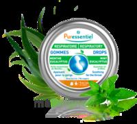 Puressentiel Respiratoire Gommes Menthe-eucalyptus Respiratoire - 45 G à NEUILLY SUR MARNE