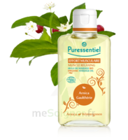 Puressentiel Articulations & Muscles Huile De Massage Bio** Effort Musculaire - Arnica - Gaulthérie - 100 Ml à NEUILLY SUR MARNE