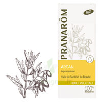 Pranarom Huile Végétale Bio Argan 50ml à NEUILLY SUR MARNE