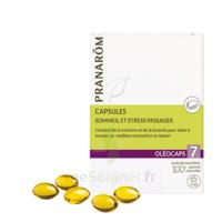 Pranarom Oleocaps 7 Caps Sommeil & Stress Passager à NEUILLY SUR MARNE