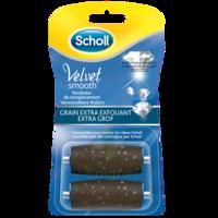 Scholl Velvet Smooth Rouleaux De Remplacement  Grain Extra Exfoliant à NEUILLY SUR MARNE