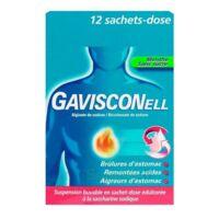 Gavisconell Suspension Buvable Sachet-dose Menthe Sans Sucre 12sach/10ml à NEUILLY SUR MARNE