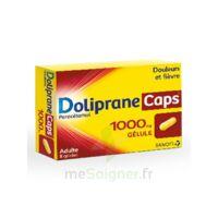 Dolipranecaps 1000 Mg Gélules Plq/8 à NEUILLY SUR MARNE