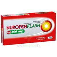 Nurofenflash 400 Mg Comprimés Pelliculés Plq/12 à NEUILLY SUR MARNE