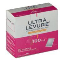 Ultra-levure 100 Mg Poudre Pour Suspension Buvable En Sachet B/20 à NEUILLY SUR MARNE
