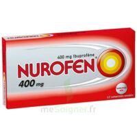 Nurofen 400 Mg Comprimés Enrobés Plq/12 à NEUILLY SUR MARNE