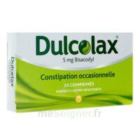 Dulcolax 5 Mg Comprimés Enrobés Gastro-résistants Plq/30 à NEUILLY SUR MARNE