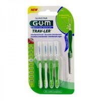 Gum Trav - Ler, 1,1 Mm, Manche Vert , Blister 4 à NEUILLY SUR MARNE