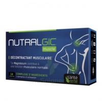 Nutralgic Muscle Comprimés Décontractant Musculaire B/14 à NEUILLY SUR MARNE
