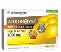 Arkoroyal Gelée Royale 1000 Mg Solution Buvable 20 Ampoules/10ml à NEUILLY SUR MARNE